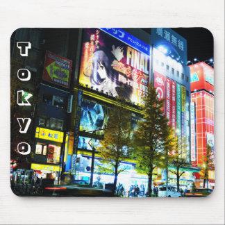Mousepad Akihabara (cidade elétrica) em Tokyo, Japão