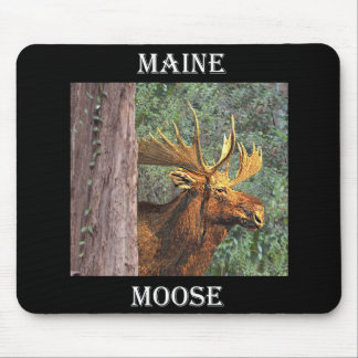 Mousepad Alces de Maine