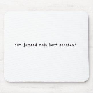 Mousepad Alemão - vila