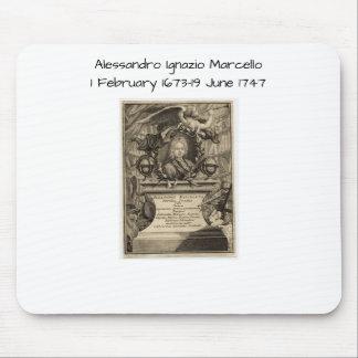 Mousepad Alessandro Ignazio Marcello