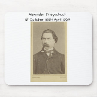 Mousepad Alexander Dreyschock