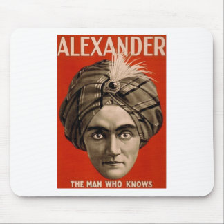 Mousepad Alexander sabe
