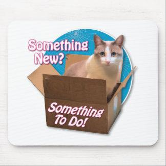 Mousepad Algo novo?