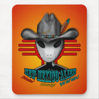 Mousepad Alienígena de New mexico