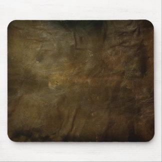 Mousepad Almofada de couro de Brown