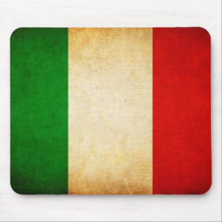 Mousepad Almofada de Mosue da bandeira de Italia da nova