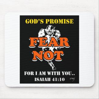 Mousepad Almofada do medo não