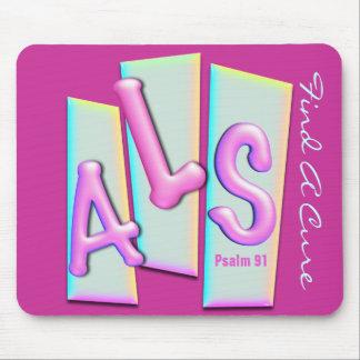 Mousepad ALS-Mousepad