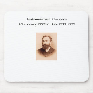 Mousepad Amedee-Ernest Chausson