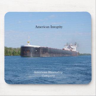 Mousepad americano da integridade