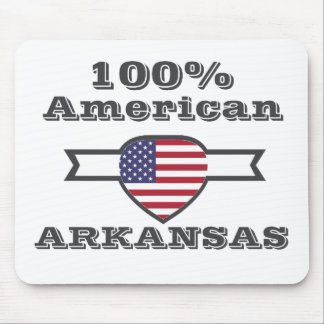 Mousepad Americano de 100%, Arkansas