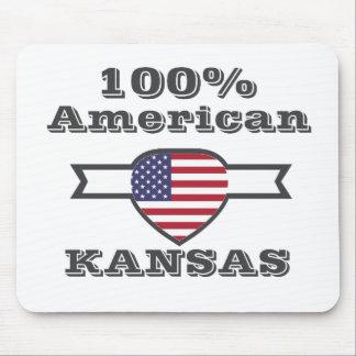 Mousepad Americano de 100%, Kansas