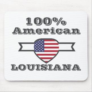 Mousepad Americano de 100%, Louisiana