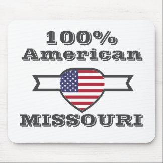 Mousepad Americano de 100%, Missouri