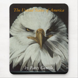 Mousepad Americano Eagle