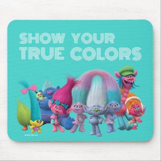 Mousepad Amigos do troll dos troll | os melhores