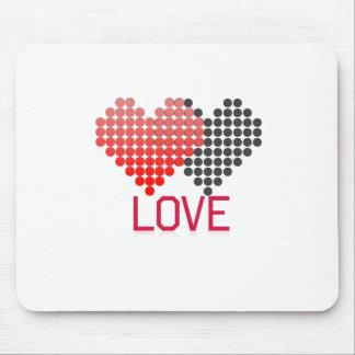 Mousepad amor