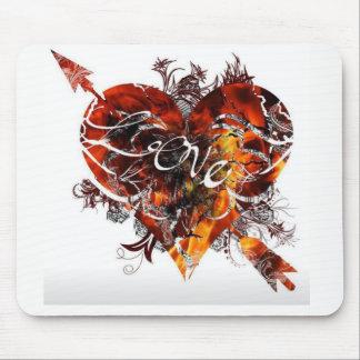 Mousepad Amor por Nathan Robert Simonson