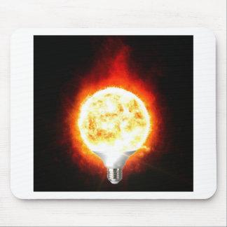 Mousepad Ampola de Sun