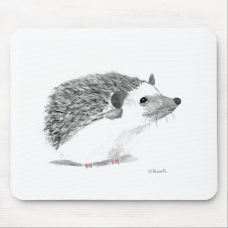 Mousepad Animal do ouriço do bebê