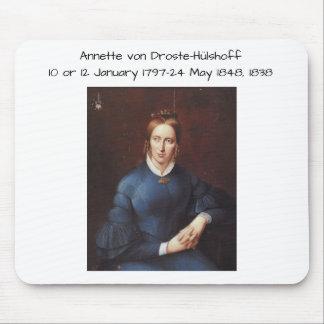 Mousepad Annette von Droste-Hulshoff 1838