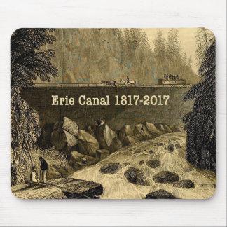 Mousepad Anos bicentenários históricos do canal de Erie