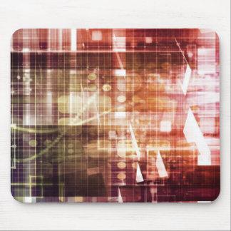 Mousepad Aparência de Digitas com arte de transferência da