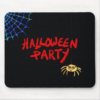 Mousepad Aranha de suspensão o Dia das Bruxas