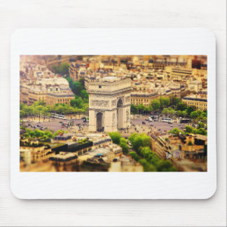Mousepad Arco do Triunfo de l'Étoile, Paris, France