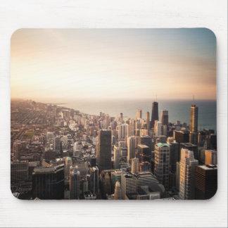 Mousepad Arquitectura da cidade de Chicago