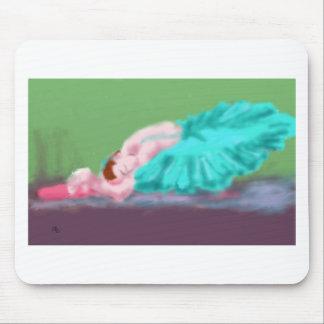 Mousepad Arte de descanso do balé