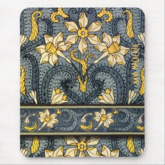 Mousepad Arte Nouveau 'Jonquils