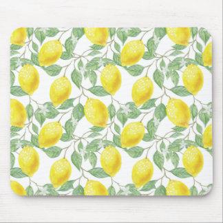 Mousepad Árvore de limão frutificando
