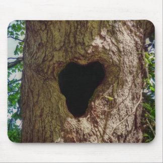 Mousepad Árvore do coração