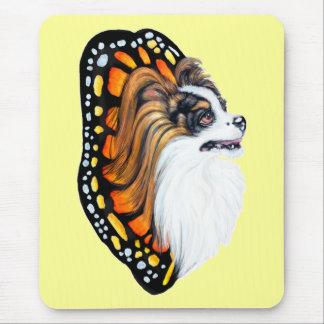 Mousepad Asas da fantasia de Papillon