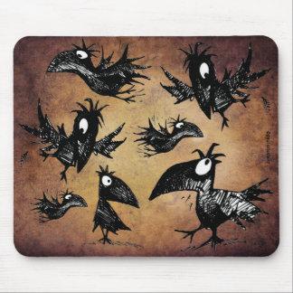 Mousepad Assassinato dos corvos