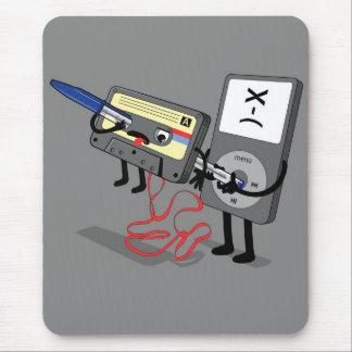 Mousepad Assassino IPod Clipart (gaveta de disco flexível
