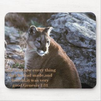 Mousepad Assento do puma