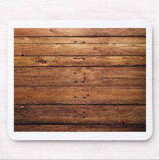 Mousepad assoalho de madeira