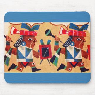 Mousepad Astecas astecas