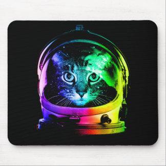 Mousepad Astronauta do gato - gato do espaço - gatos