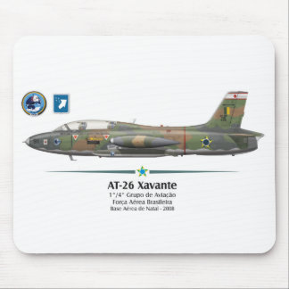 Mousepad AT-26 Xavante - Força Aérea Brasileira - FAB