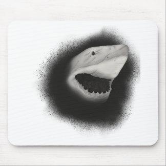 Mousepad Ataque coberto do tubarão