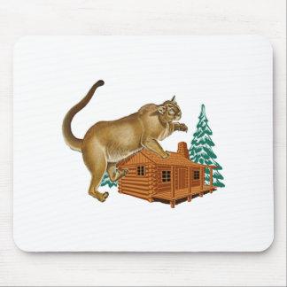 Mousepad Ataque súbito da cabine