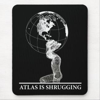 Mousepad Atlas