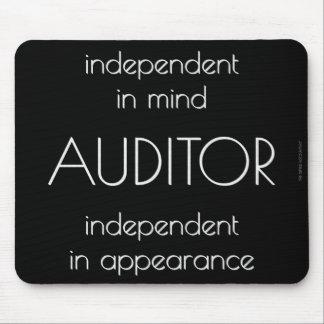"Mousepad ""Auditor: Independente na mente & na aparência """