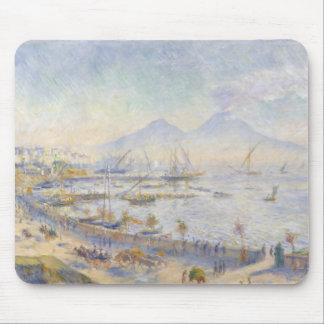 Mousepad Auguste Renoir - a baía de Nápoles