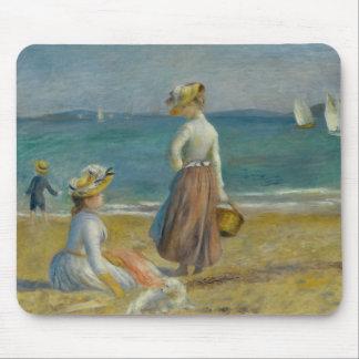 Mousepad Auguste Renoir - figuras na praia