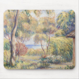 Mousepad Auguste Renoir - Paysage um Cagnes