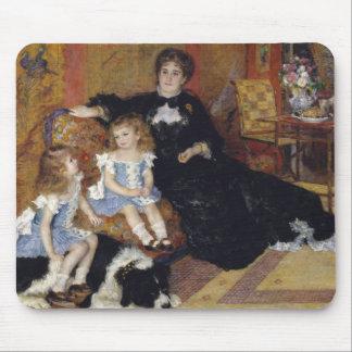 Mousepad Auguste Renoir - senhora Georges Charpentier